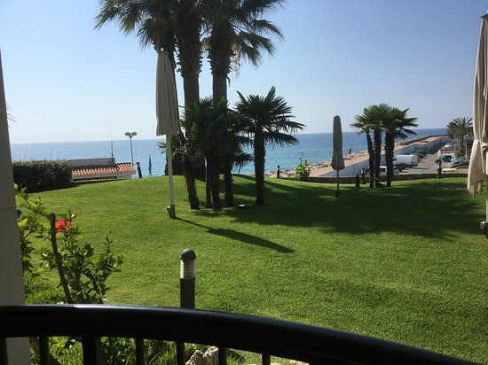 Hotel Estela Barcelona - Hotel del Arte: View from the terrace