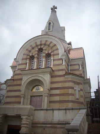 Serpukhov, Rusia: церковь Всех Святых