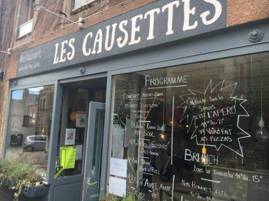 Plouer sur Rance, Francia: Les Causettes