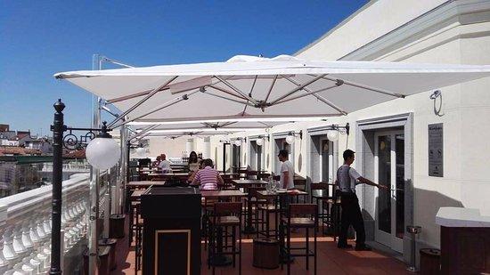 La Terraza Del Mirador Picture Of Taberna Puertalsol