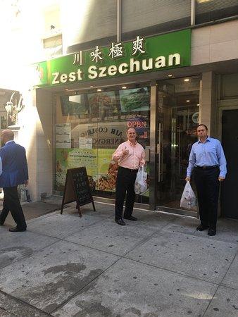 Zest Szechuan, New York City - Midtown - Restaurant Bewertungen ...