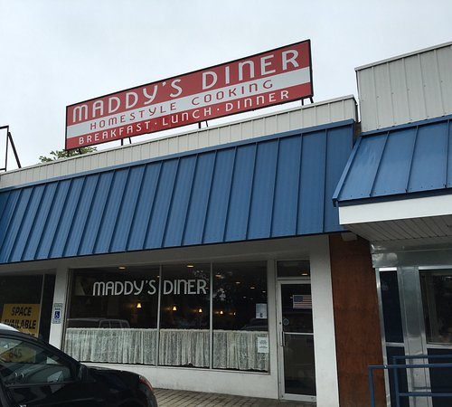 Maddys Diner