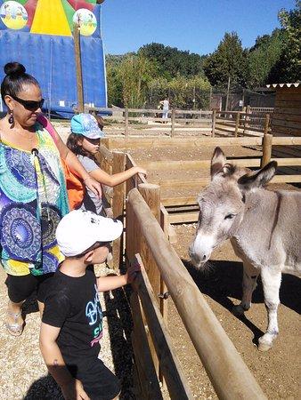 Auriol, Francia: Les enfants adorent !