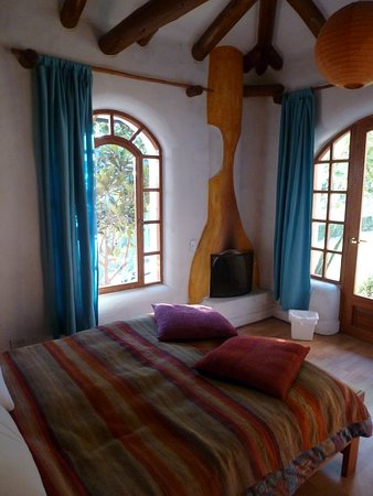 Peguche, Ecuador: Bedroom