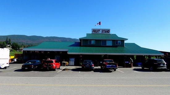 West Kelowna, Kanada: Exterior