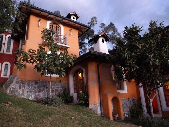 Peguche, Ισημερινός: Grounds