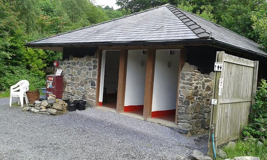 Blaenau Ffestiniog, UK: Bathroom/Toilets/Washing Up Facilities