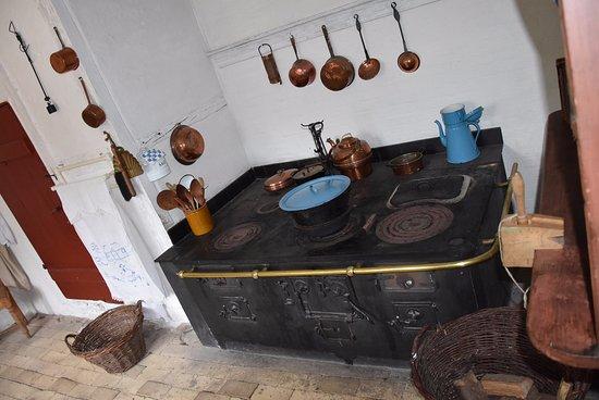 The Funen Village: Cooking range