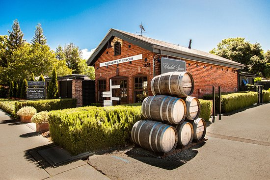 Rutherford, Californië: Elizabeth Spencer Winery
