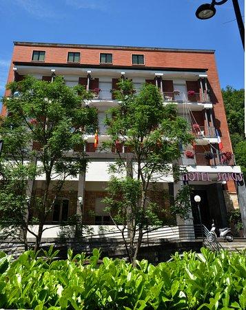 Hotel Salus Ristorante - Prices & Reviews (Sant\'Andrea Bagni, Italy ...