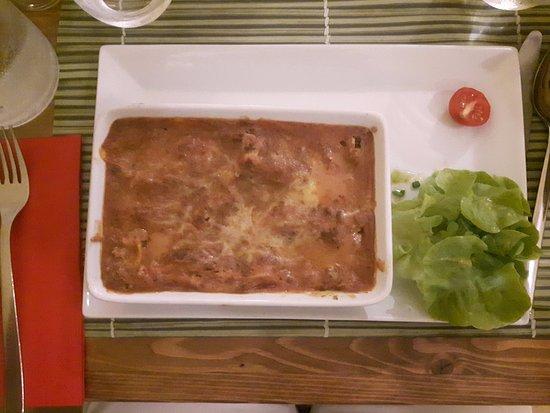 U Trogliu: lasagna