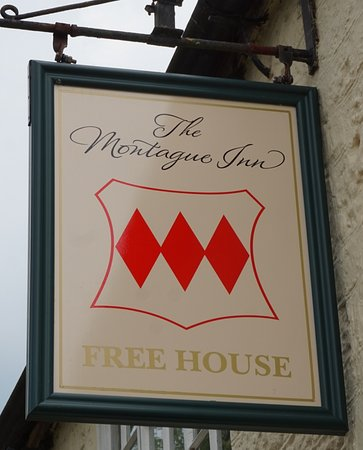 Wincanton, UK: Montague Inn, Shepton Montague