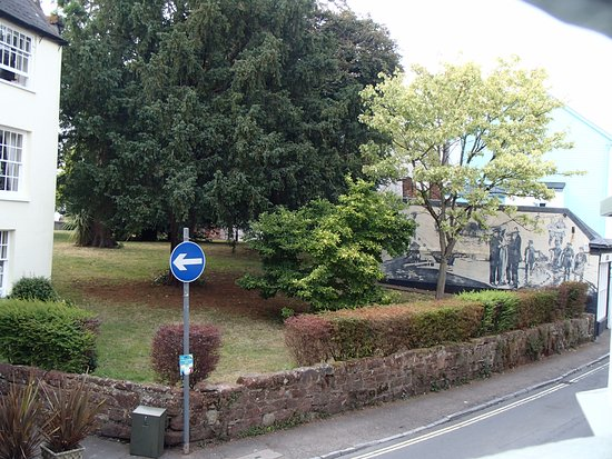 Topsham, UK: View from Room 2