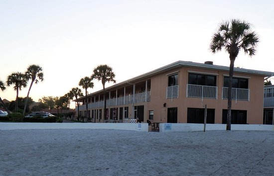 Gulf Beach Resort Motel-billede