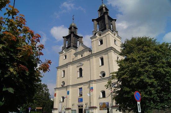 Dominikan Monastery Gidle (Klasztor Ojcow Dominikanow)