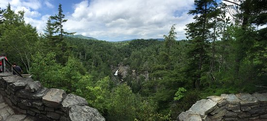 Linville Falls 사진