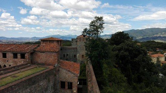 Montecarlo, Italy: La rocca del Cerruglio