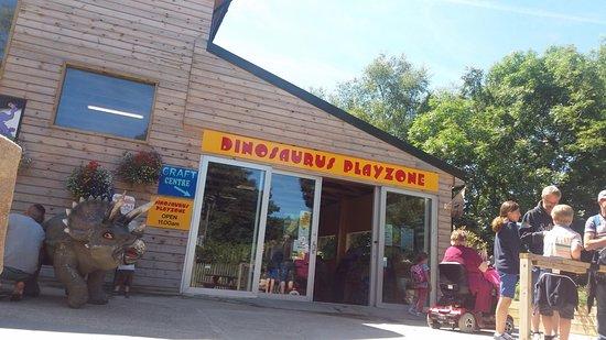 Ilfracombe, UK: Big soft play/adventure place