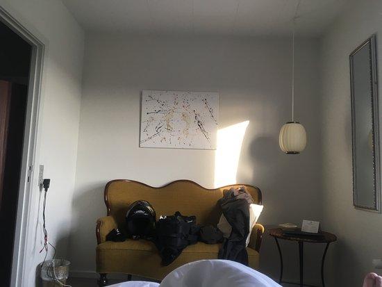 Hotel Strandlyst: Bedroom