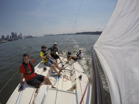 ONE°15 Brooklyn Sail Club