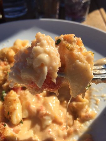 Stonington, CT: Lobster Mac & Cheese