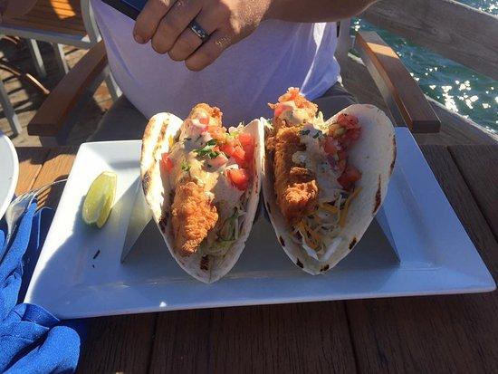 Stonington, CT: Fish Tacos