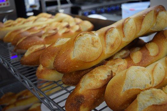Oakland Park, فلوريدا: Fresh Bread