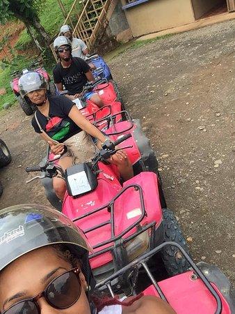 Safari Tours de Manuel Antonio : ATV tour