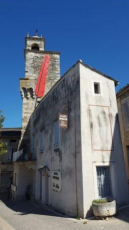 Chantemerle-les-Grignan, Francia: août 2016