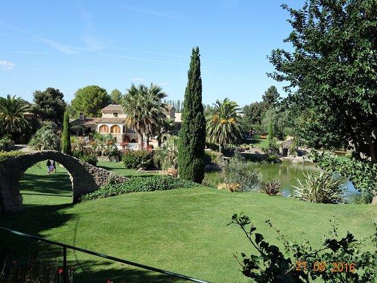 Jardin st adrien picture of le jardin de saint adrien for Villas de jardin seychelles tripadvisor