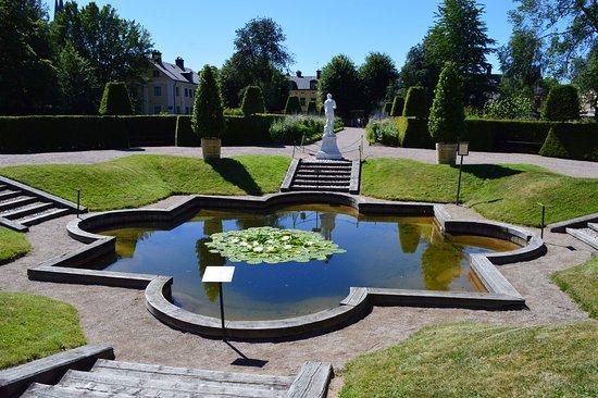 Uppsala, Svezia: Linnaeus Garden