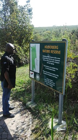 Somerset West, Republika Południowej Afryki: Layout