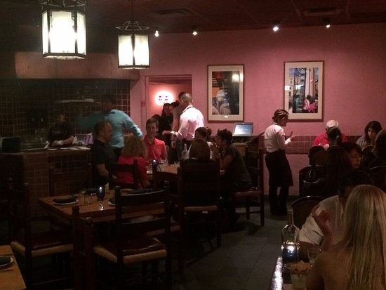 Rosa Mexicano - First Avenue : Dining area