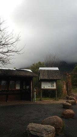 Somerset West, Republika Południowej Afryki: Entrance