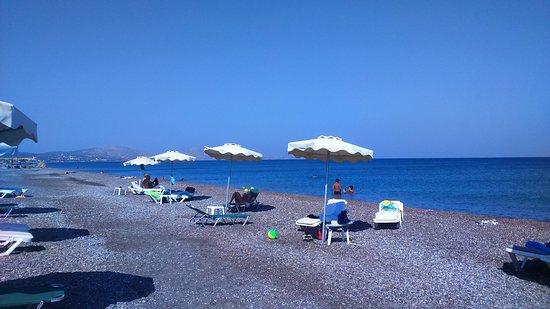 Gennadi, Greece: spiaggia