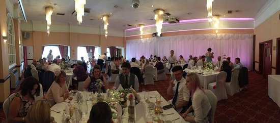 Cwmbran, UK: Images of our wedding at The Parkway Hotel August 2016