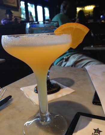 "Sugar Land, TX: The soon-to-be-famous ""Aura-Tini."""