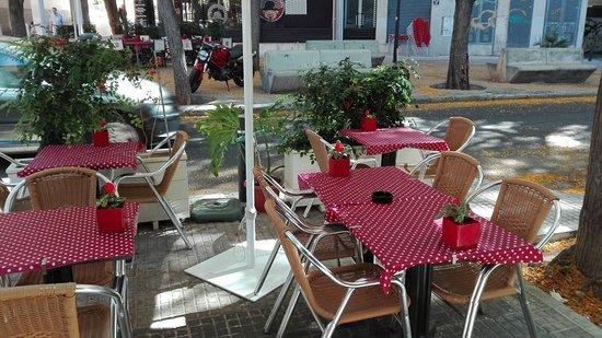 Terraza Verano Picture Of Palapa Restaurant Bar Palma