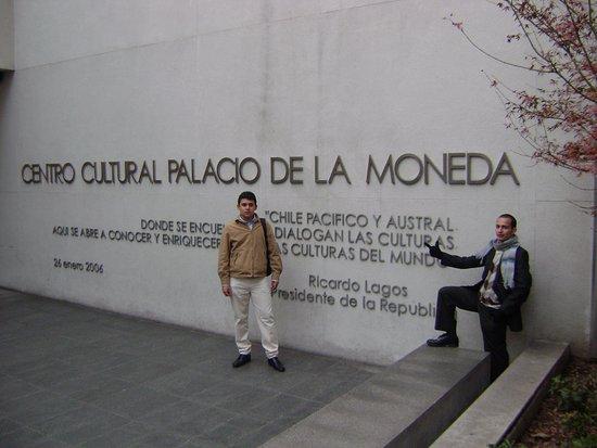 Santiago, Chile: Palacio de la Moneda Chile