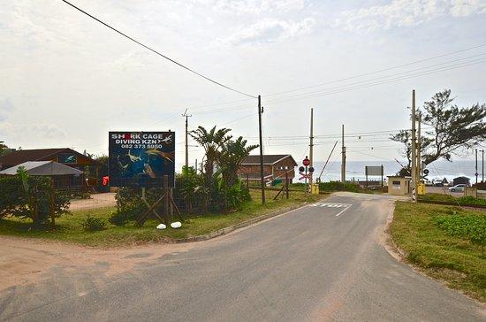 Scottburgh, Южная Африка: Dive Lodge