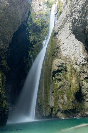 Chute de la Druise: quelle belle cascade