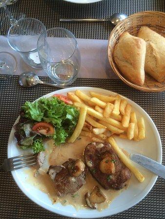 Lorraine, France : Le mignon de veau