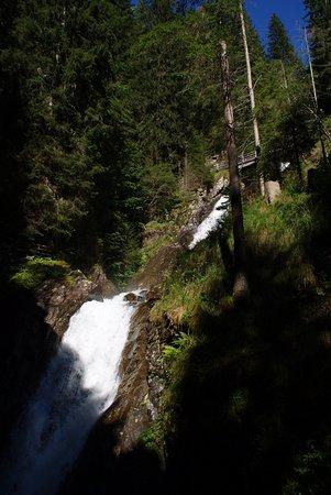 Krakaudorf, Austria: De waterval