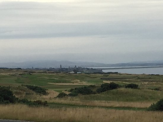 A view so St. Andrews