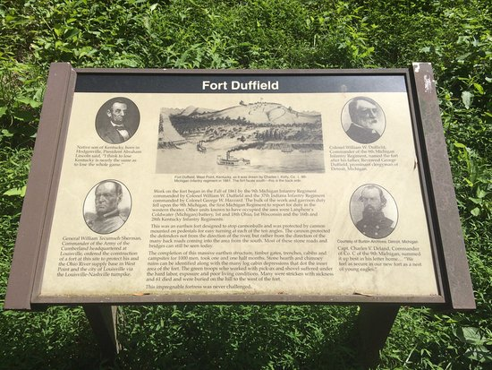 Civil War Fort Duffield: photo1.jpg