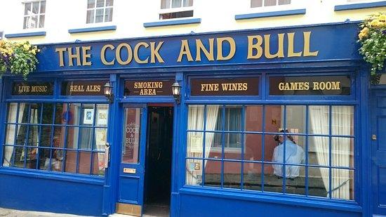Bull cock restaurant lahaska and