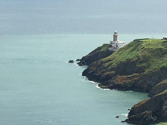 Howth, Irlanda: the light house