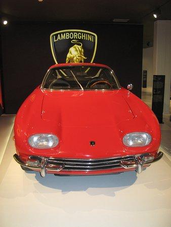 Musee Lamborghini Bild Von Lamborghini Museum Sant Agata