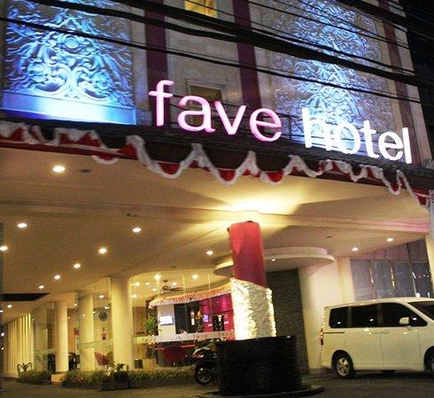 favehotel Umalas: Tampak depan