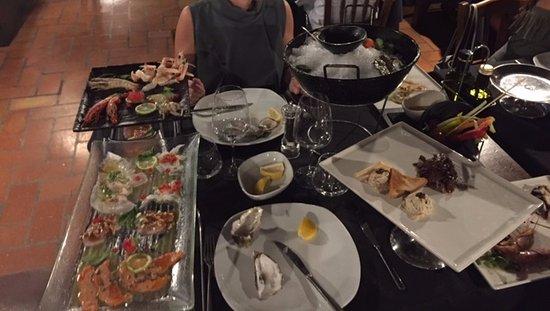 San Dona Di Piave, Italië: Crudité di pesce